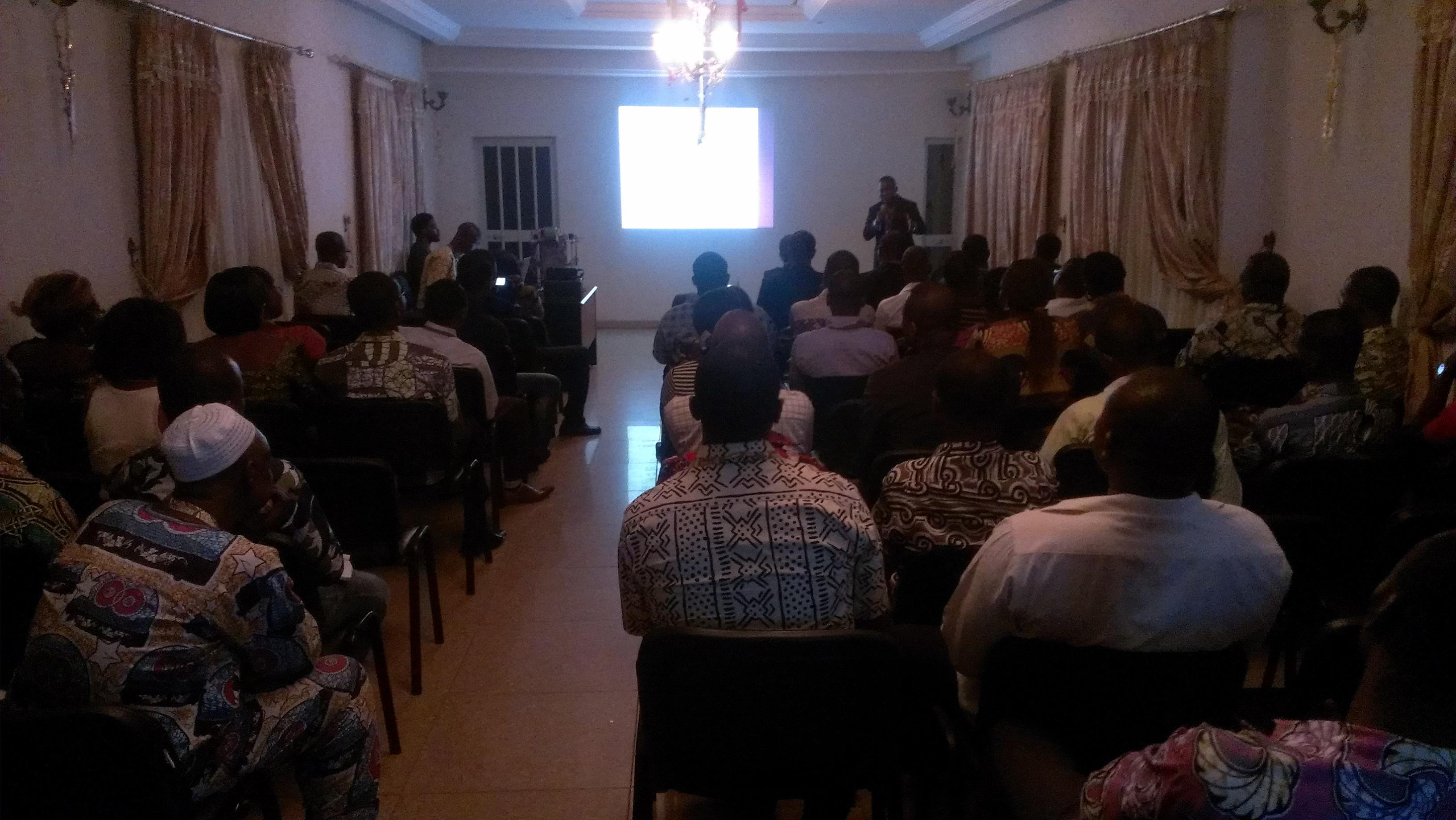 Table ronde impression 3D et applications médicales en Afrique