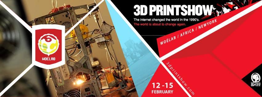 La W.Afate au 3DPrintshow