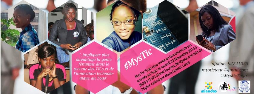 Lancement de #MysTic au Togo